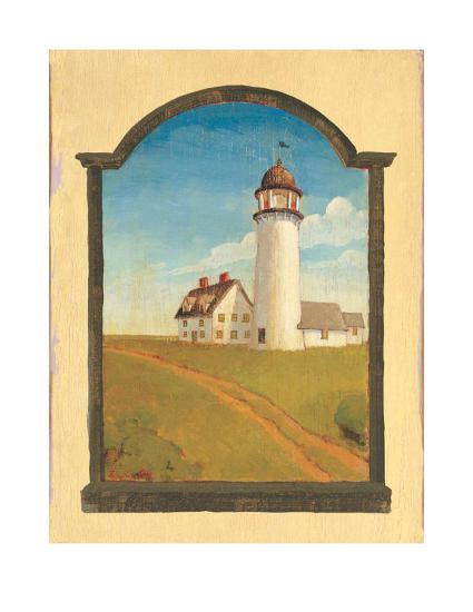 Lighthouse-Robert LaDuke-Art Print