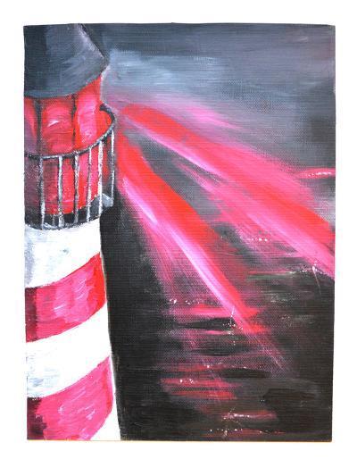 Lighthouse-Cara Francis-Art Print