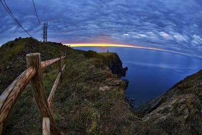 Lighthouse-Sebastien Lory-Photographic Print