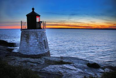 Lighthouse-Stuart Monk-Photographic Print