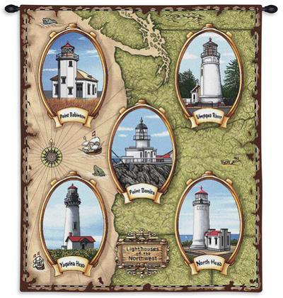 Lighthouses of the Northwest