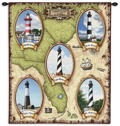Lighthouses of the Southeast