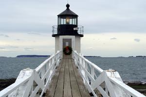 Marshall Point Lighthouse by lightningboldt