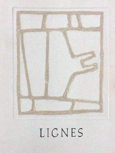 Lignes - Couverture-James Coignard-Collectable Print