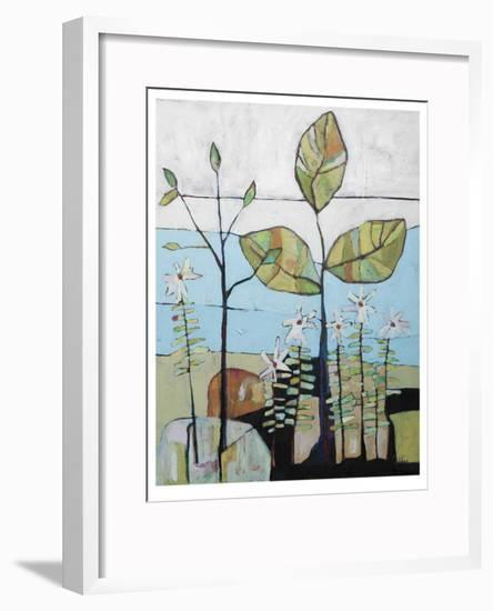 Like Flowers & Sweet Scented Herbs-Staci Britt-Limited Edition Framed Print