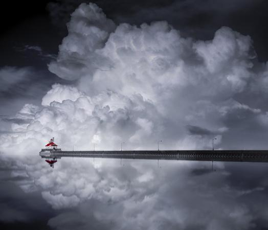 like-he-cloud-desending
