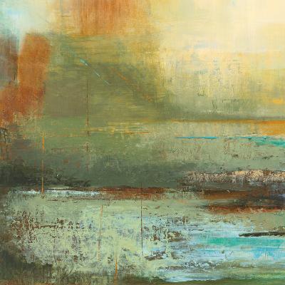 Like Living in Sunday II-Helen Shulman-Art Print