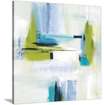Like You Do-Julie Hawkins-Stretched Canvas Print