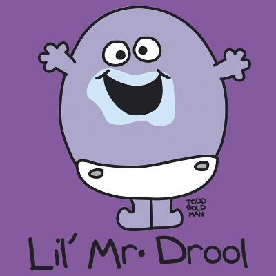 Lil Mr Drool-Todd Goldman-Giclee Print