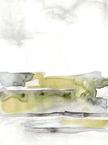 Organic Seascape Green I by Lila Bramma