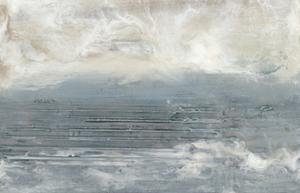 Pale Blue I by Lila Bramma