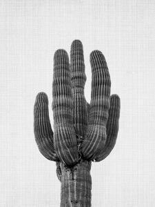 Cactus On Grey by LILA X LOLA