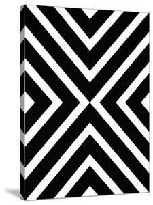 Geometric White Black by LILA X LOLA