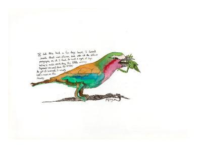 Lilac Breasted Roller-John Woolley-Limited Edition