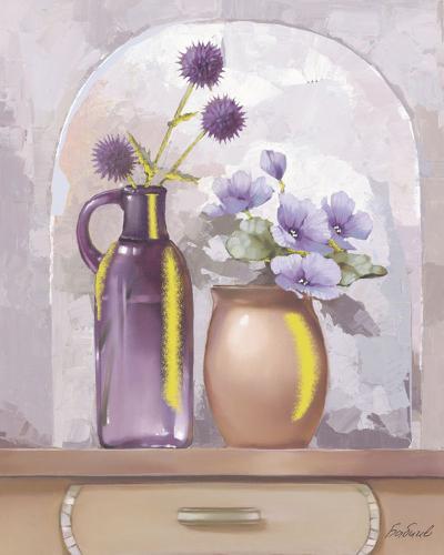 Lilac Kitchen II- Babichev-Art Print