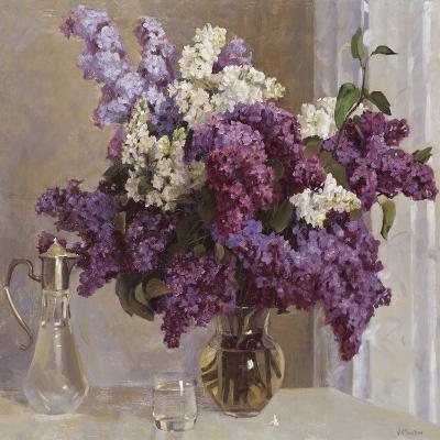 Lilac Mist I-Valeriy Chuikov-Giclee Print