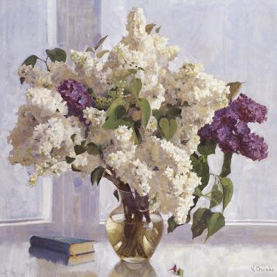 Lilac Mist II-Valeriy Chuikov-Giclee Print