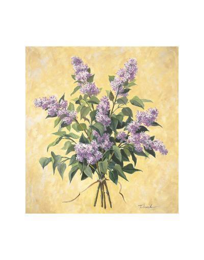 Lilac Season I-Todd Telander-Art Print