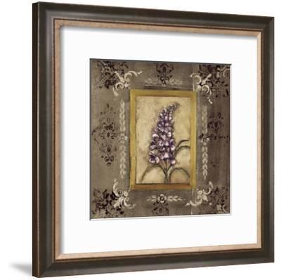 Lilac-Mindeli-Framed Giclee Print