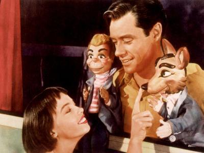 Lili, Leslie Caron, Mel Ferrer, 1953--Photo