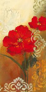 Red Melody I by Lilian Scott