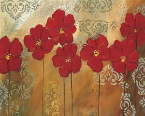 Red Symphony I by Lilian Scott