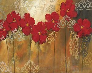 Red Symphony II by Lilian Scott