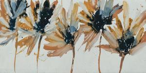 Sepia Flurry I by Lilian Scott
