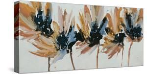 Sepia Flurry II by Lilian Scott