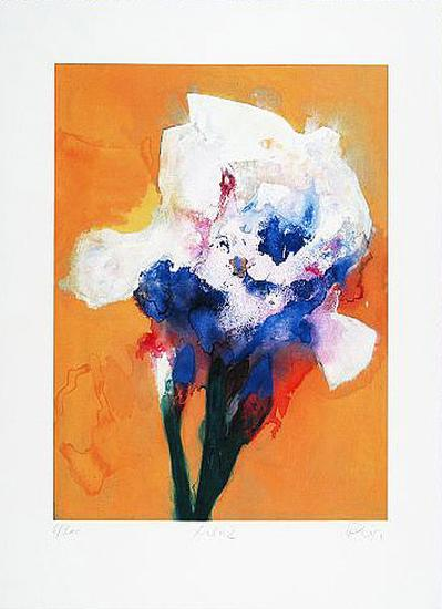 Lilie II, 2001-Hans Richter-Limited Edition