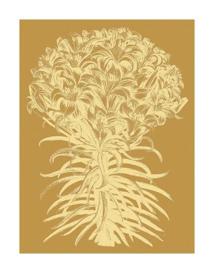 Lilies 20-Botanical Series-Art Print