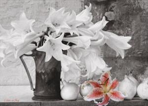Lilies in Jug