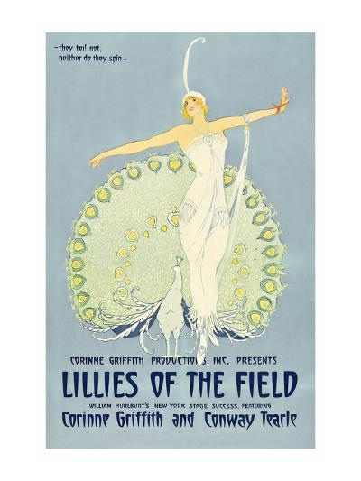 Lilies of the Field--Art Print