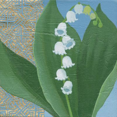 Lilies of the Valley I-Kathrine Lovell-Art Print