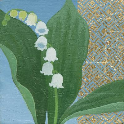 Lilies of the Valley II-Kathrine Lovell-Art Print