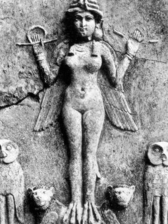 Lilith, C1950 B.C
