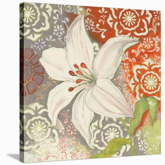 Lilium II-Kate Birch-Stretched Canvas Print