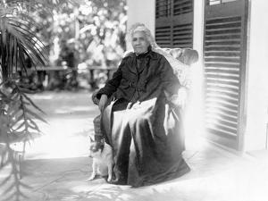 Liliuokalani, Queen of Hawaii, c.1917