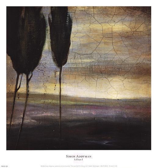 Lillian I-Simon Addyman-Art Print