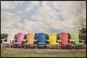 Adirondack Chairs by Lillis Werder