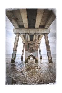 Below the Jeanette Pier by Lillis Werder