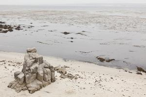 Carmel Beach by Lillis Werder