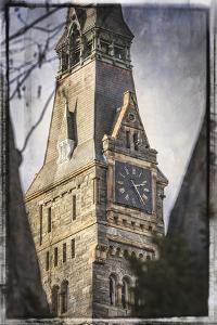 Clock Tower Georgetown University 1 by Lillis Werder