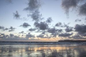 Coronado Beach by Lillis Werder