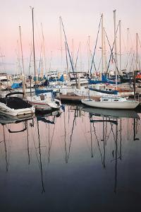 Harbor at Dusk by Lillis Werder