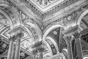 Library of Congress Ceiling by Lillis Werder