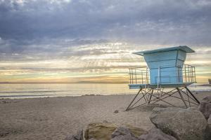 Lifeguard Station by Lillis Werder