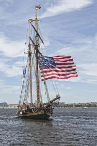 Pride of Baltimore Tall Ship by Lillis Werder