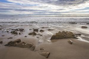 Thousand Steps Beach Receding by Lillis Werder