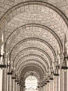 Union Station Arches by Lillis Werder